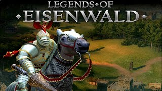 Legends of Eisenwald - Good mixture of genres (Gameplay & 1st Impression)
