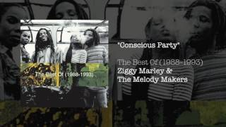 Conscious Party - Ziggy Marley & The Melody Makers | The Best of (1988-1993)