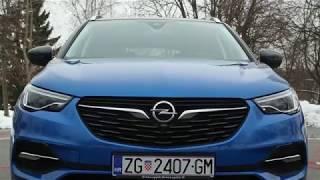Opel Grandland X test