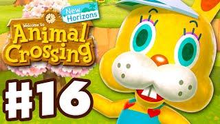 Zipper! Eggs! Bunny Day Soon! - Animal Crossing: New Horizons - Gameplay Walkthrough Part 16
