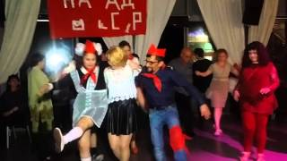 """Танцы,танцы,танцы - 21 апреля, вечеринка """"Назад в СССР"""", с группой """"Вторая Половинка""""."""