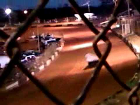 West Ga Speedway Jason Williams sets new record lap time! 13.06 sec