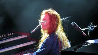 Tori Amos Luxembourg 2017 A sorta fairytale