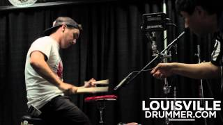 2012 World's Fastest Drummer Finals - Battle of the Hands