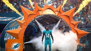 2017 NFL SCHEDULE Reveal/Reaction and Analysis - Dolphins