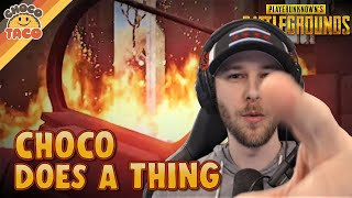 chocoTaco Does Indeed Do a Thing ft. halifax - chocoTaco PUBG Duos Gameplay