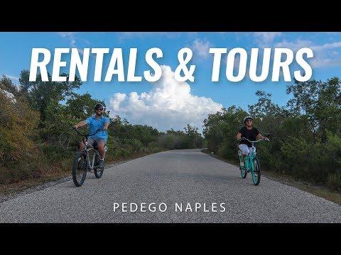Electric Bike Rentals And Tours | Naples, Florida | Pedego Naples