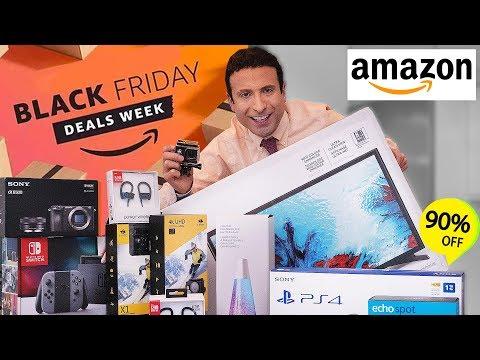 Best Amazon Black Friday 2018 Deals (Top 50!)