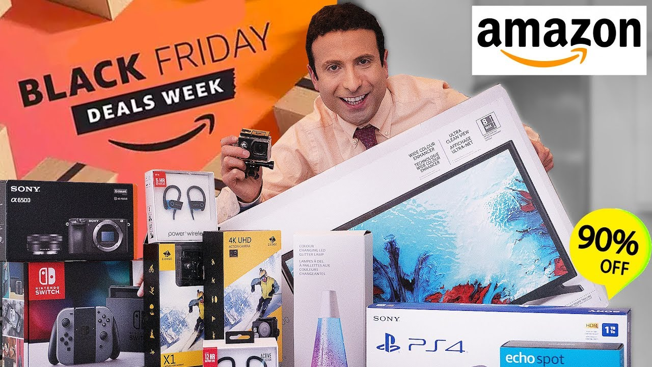 AMAZON BLACK FRIDAY BESTE