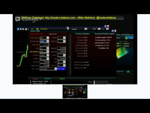 Forex scalping live trading room