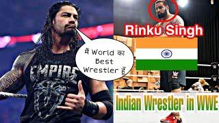 I'm Best Wrestler in World - Roman Reigns | Indian Wrestler in WWE