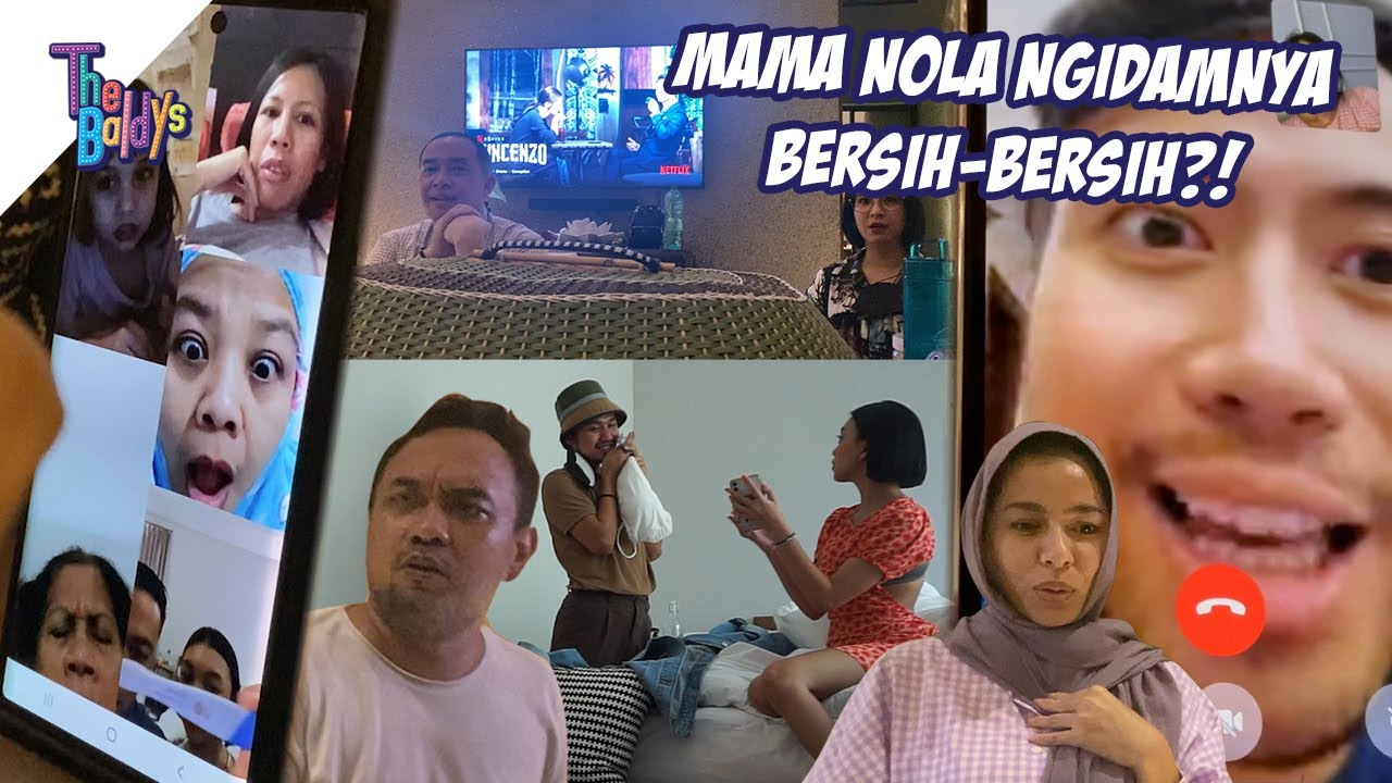Pengakuan Mama Nola (Family & friends reaction) | The Baldys