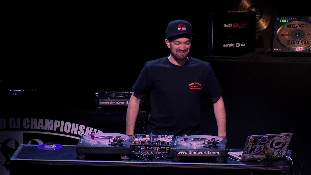 DJ Spell (DMC Online Champion / New Zealand) - DMC World DJ Championship  2017