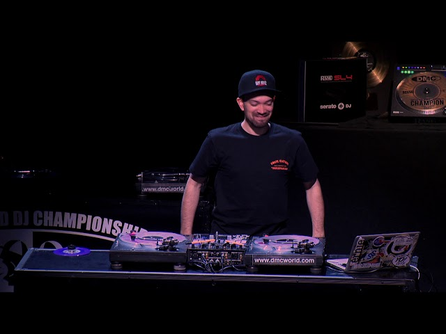 DJ Spell (DMC Online Champion / New Zealand)  - DMC World DJ Championship 2017