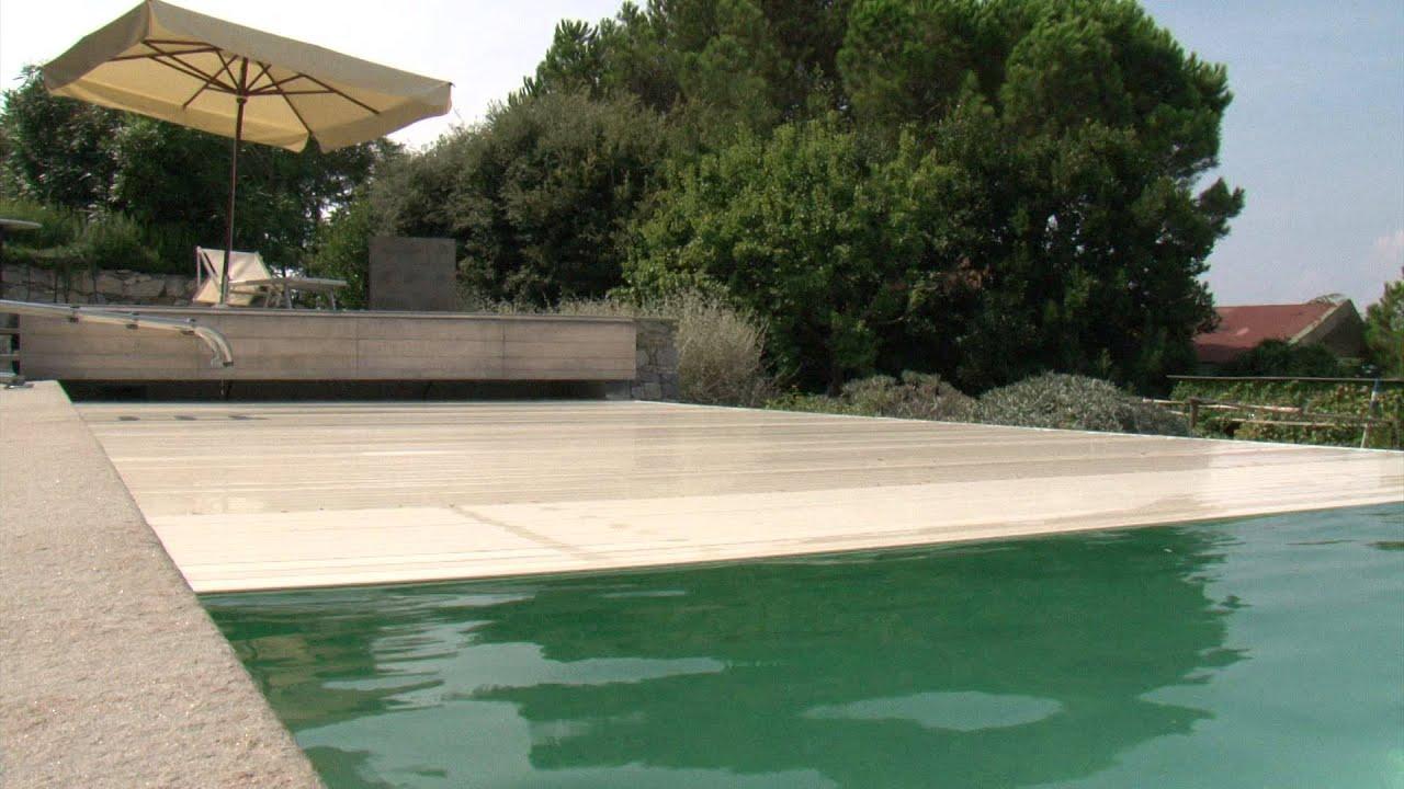 Accessori piscine castiglione copertura a tapparella doovi for Accessori piscine