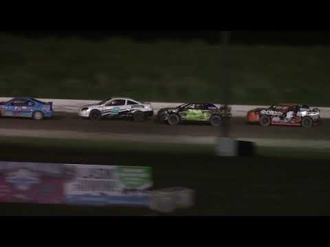 Genesee Speedway Mini Stock Feature 6-7-18