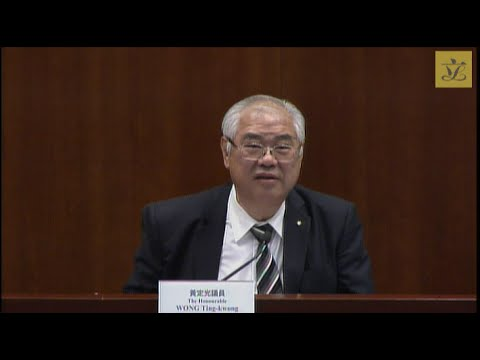 Panel on Commerce and Industry (2015/11/17)