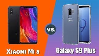 Speedtest Xiaomi Mi 8 vs Samsung Galaxy S9+: Bên nào bá hơn?