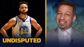 Steph Curry has no legitimate chance of winning NBA MVP — Chris Broussard | NBA | UNDISPUTED