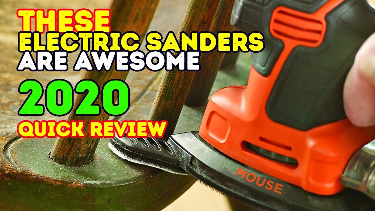 Best Electric Sanders 2018