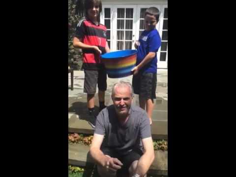 Francis Lawrence ALS #IceBucketChallenge
