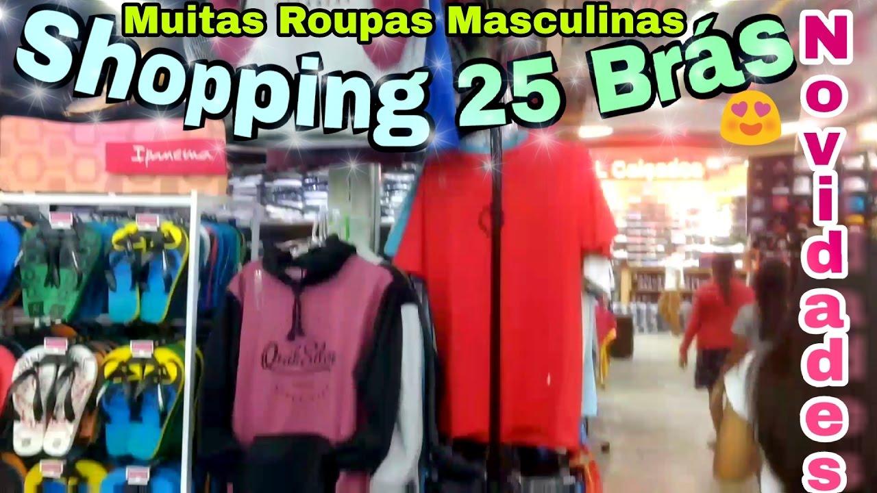 Brás - Novidades de inverno   shopping 25 Brás - YouTube a7292e2815