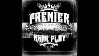 DJ Premier - Rare Play Vol. 1 - Group Home - Up Against the Wall (Getaway Car Mix) [HQ]