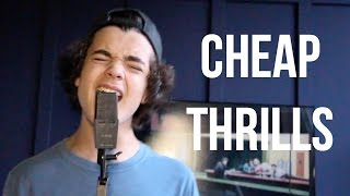 Cheap Thrills - Sia ft. Sean Paul (Cover by Alexander Stewart)