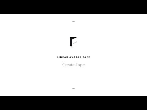 Linear Avatar Tape – How can we help you?