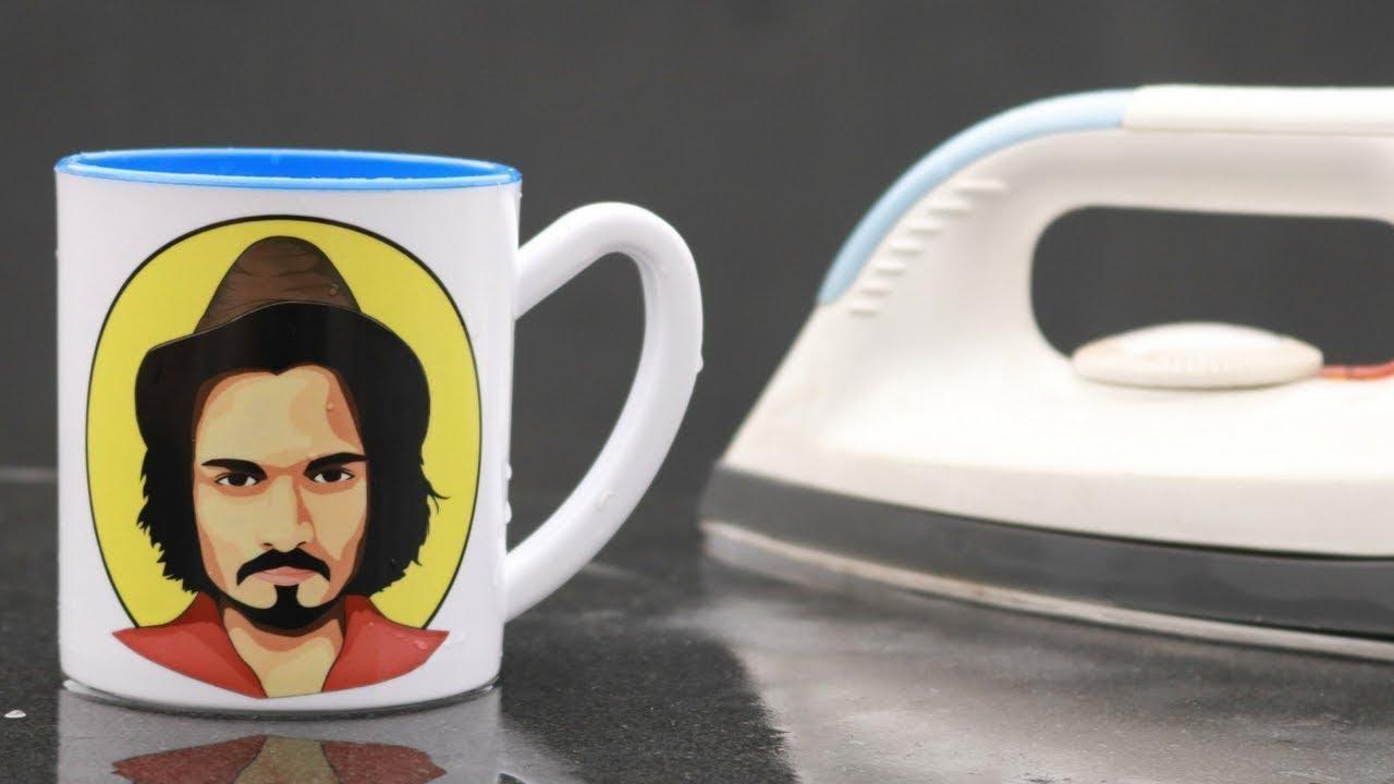 imprimer photo sur tasse