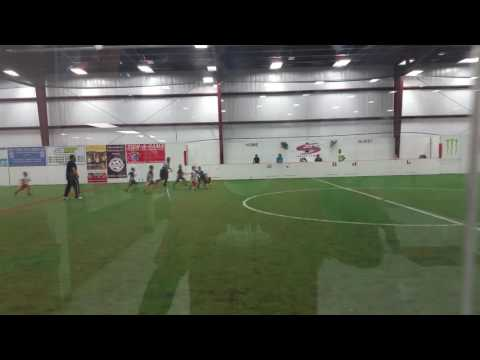 NFL flag football Atlanta falcons 1st grade