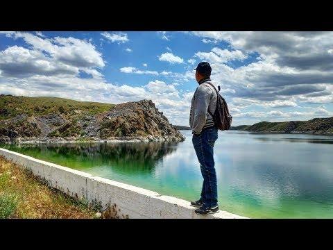 Куртинское водохранилище. Курты. Алматы