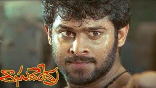 Raghavendra Movie || Prabhas  Super Action Scene || Prabhas, Anshu, Swetha Agarwal