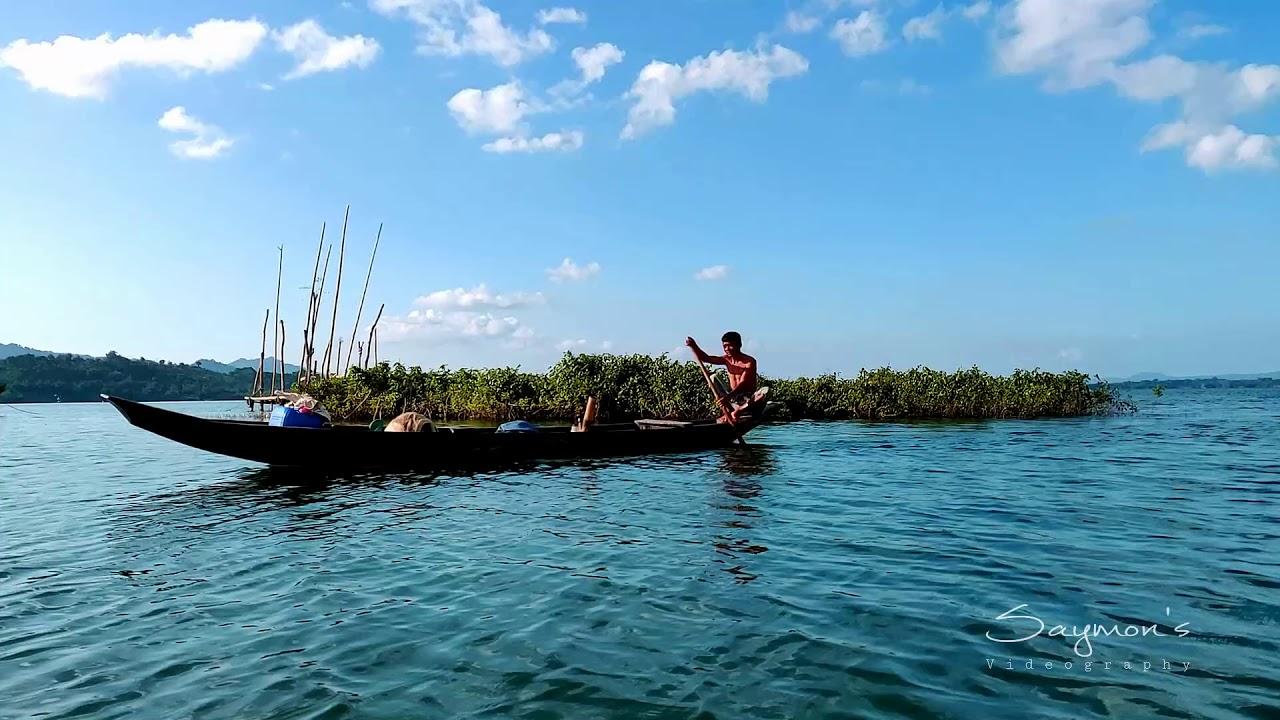 Kayaking    Kaptai Lake