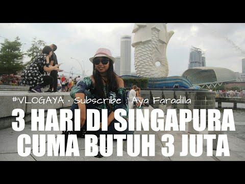 TRAVEL - 3 HARI DI SINGAPURA CUMA BUTUH 3 JUTA