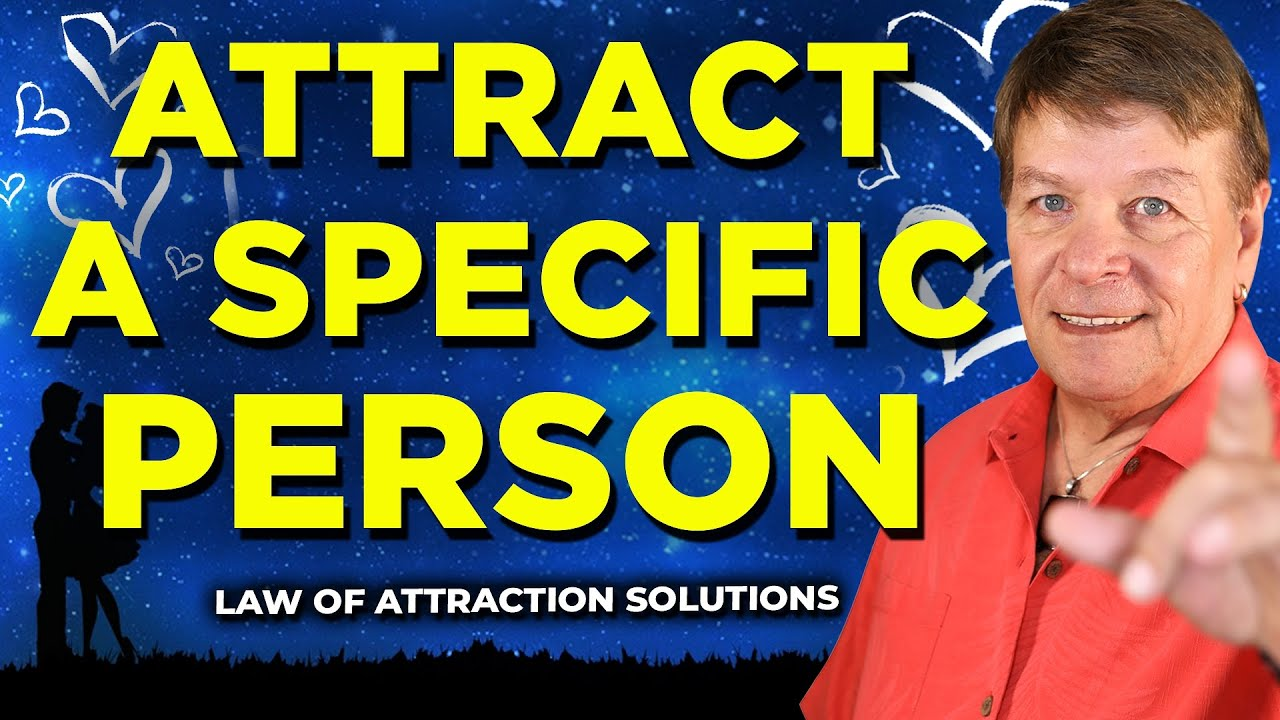 Download Attract a Specific Person Love Meditation - Be On Their Mind