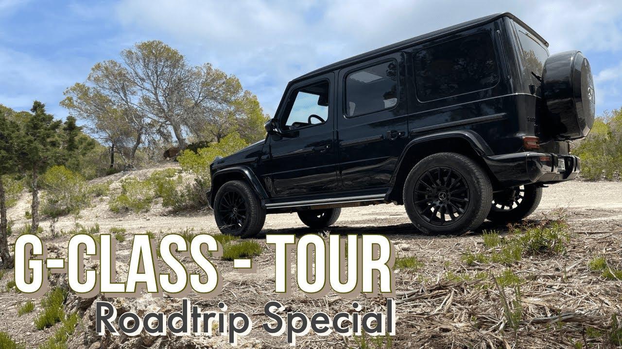 G-CLASS TOUR | Roadtrip Special | Johannes Haller