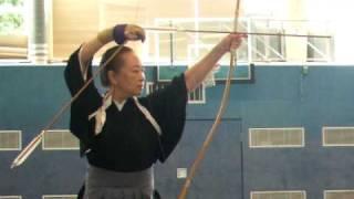 Yawatashi (3) - SATAKE Sensei, Hanshi 8e dan