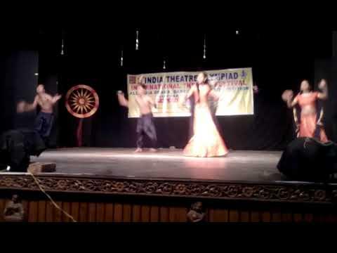 modern dance by group of jay jally merllin