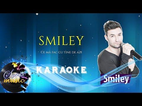Smiley & Guess Who- Ce mă fac cu tine de azi | Karaoke (Versuri/Lyrics)