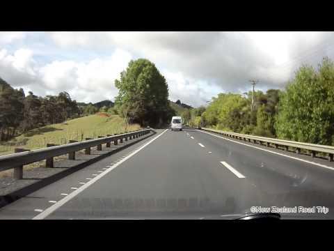 Wellsford to Orewa - New Zealand