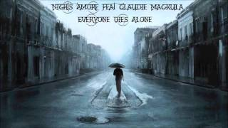 Gambar cover 1 Hour  Of Sad Emotional Music - Nights Amore Feat. Claudie Mackula