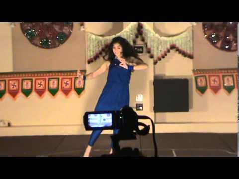 Vruddhi's Dance on
