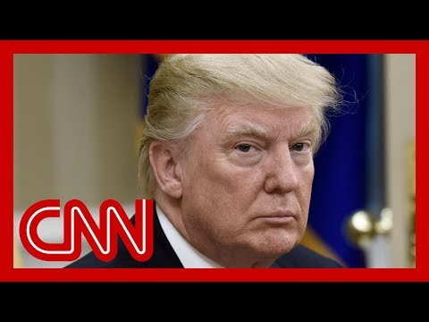 Trump's tariff threat causes stock market slide