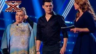Кирилл Каплуновский покидает шоу Х-Фактор 5 - Седьмой прямой эфир - Финал