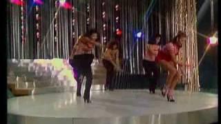 Victoria Abril - Cuando tú me Besas (Aplauso 1978)