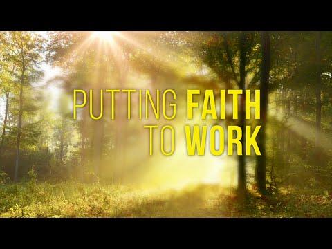 Putting Faith to Work | Dr. Bill Winston Believer's Walk of Faith