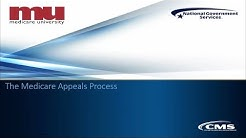 The Medicare Appeals Process