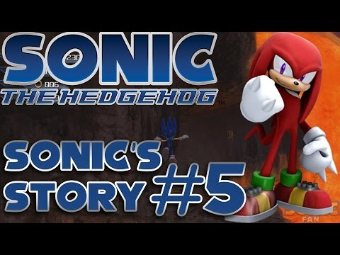 Sonic The Hedgehog 2006 - Sonic's Story Part 5 - Flame Core