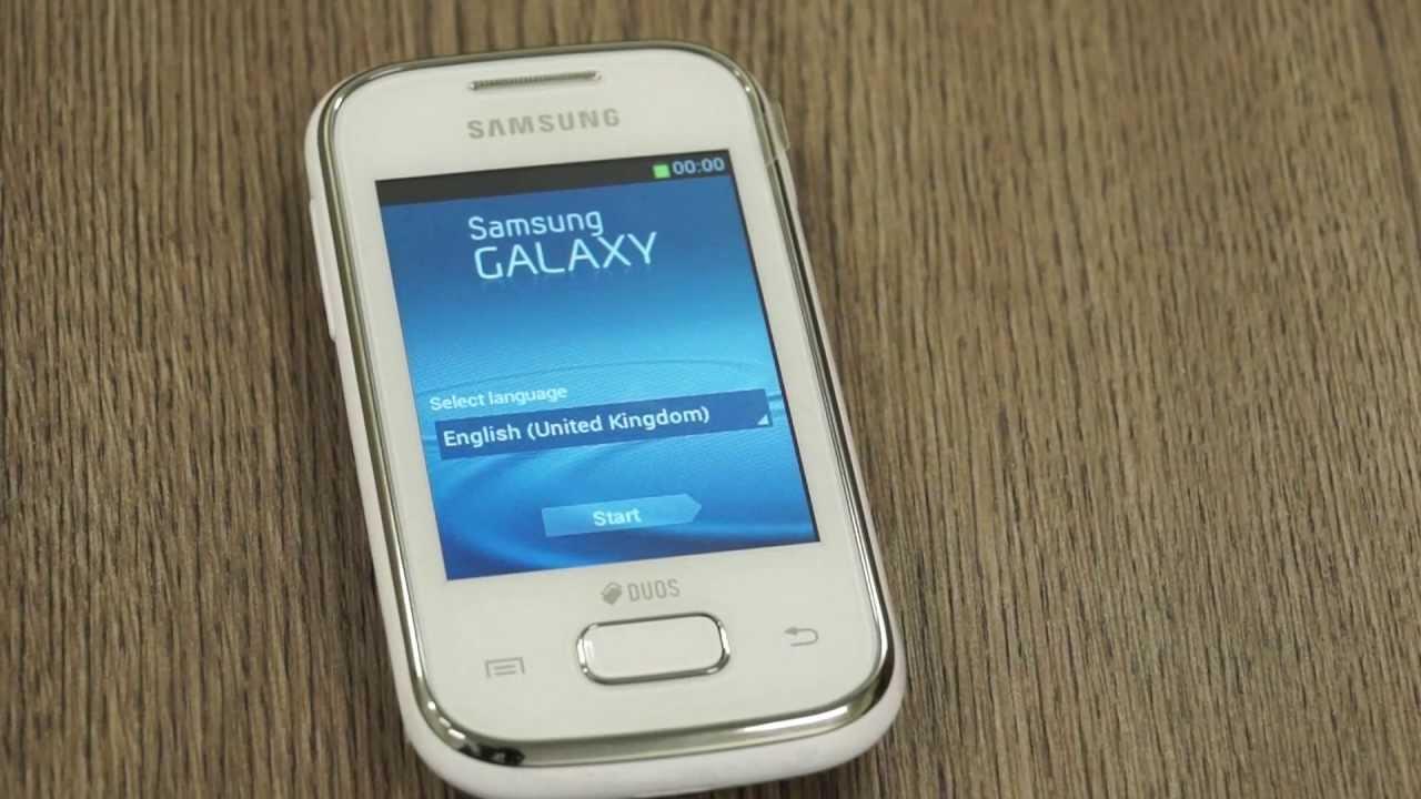 Samsung Galaxy Y Plus Duos S5303, Dual Sim Budget phone ...